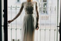 bohemian weddingdres