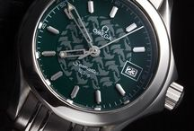 Serious wristwatches