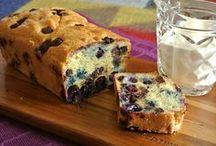 ketone blue berry cake