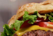 Junk food / Hamburgers, croque-monsieur, ...