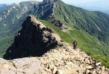 横岳(八ヶ岳)登山 / 横岳の絶景ポイント 八ヶ岳登山ルートガイド。Japan Alps mountain climbing route guide