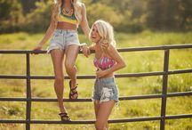 Girls Photoshoot Ideas