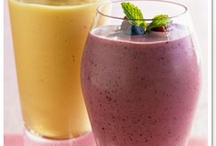 Drink to my Health / Healthy drinks and smoothies