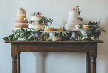 Pato & Canela - Cake Table Deco