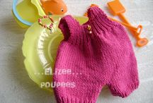Poupons tricot TUTO