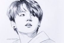 sketches BTS