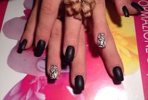 Moni❤️Nail / Nail ... Mind and others find in Pinterest ...