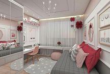 сонена комната