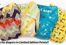 Lil Helper Cloth Diapers