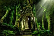 Faery Dwellings / by Christine Ruggle