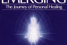 inspired books / books on healing, energy, and spirituality