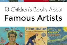 1.  Art Books - Primary
