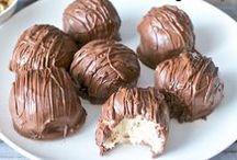 σοκολατάκια με κρέμα τιρι