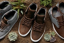 Men's Shoes / Boots / Kicks / Can't go wrong with minimalist classics. / by sock pupppet