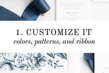 Wedding General Ideas / Cornflower blue + sage green + white?