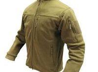 Condor Apparel / Condor Fleece, Pants, Soft shells, and Base Layers.