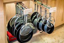 Kitchen - Drawers & Cupboards