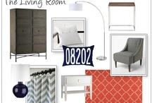 Living Room / by Briana Maturi