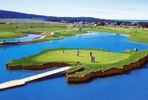Best Golf Courses on earth (and beyond)
