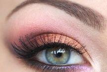 MakeUp - eyes / Inspiracje w makijażu oczu.