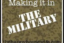 Military Life / How to cope with husband in military and kids.