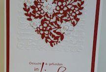 Hochzeitskarten / Wedding Cards