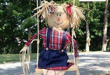 Scarecrow Season / All about scarecrows