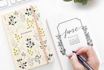 The one about bullet journals