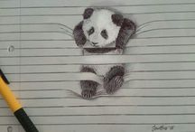 Kresby tužka