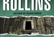 My Favourite Author / Novels from My All Time Favourite Author: James Rollins