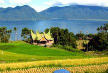 Beautiful Minangkabau - West Sumatra