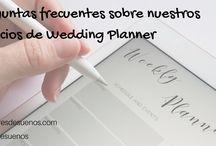 Consejos para organizar la boda