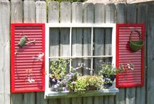 Outside Garden Fence Decorations
