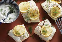 Recipes Tried & True - Fish & Seafood