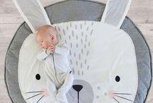 Tapis chambre bébé