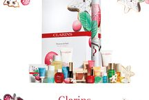 Christmas with Clarins / Come and celebrate Christmas with Clarins and discover our winter wonderland filled with sweet treats and festive delights!