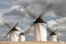 Castilla da Mancha, Spain / 12th region of 17 in Spain