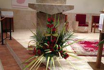 Liturgy flowers