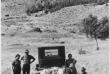 Country Life & Depression Era