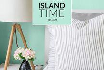 PREMIER Paint: Island Time / Introducing our PREMIER Paint colour of the month for August: Island Time! (Colour code: PR16B26) #PaintWithPREMIER