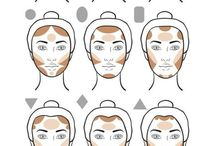 Contouring e Make up