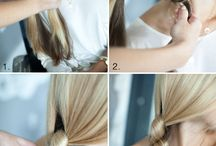 ~Hair~ / Beautiful hairstyles almost anyone can do!