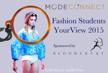#YourView15 Finalists / Finalists for Modeconnect's #YourView15, a lot more than a fashion design competition. http://modeconnect.com/fashion-competition-yourview-2015