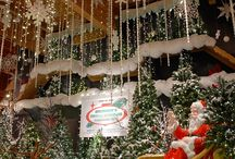 Bronner's Displays / Enjoy a look at Bronner's beautiful displays throughout our store! They are created by our talented decorating team! / by Bronner's CHRISTmas Wonderland