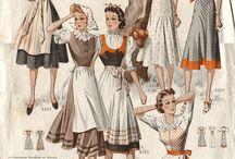 vintage austrian style