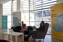 01 Weekend Literacki / Dokumentacja 01 Weekendu Literackiego w ramach Festiwalu Miasto Słowa w Gdyni - 24-26.04.2015