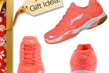 2014 Christmas Gift Ideas / Li-Ning Badminton Christmas gift ideas for Badminton enthusiasts and badminton lovers in the USA and CANADA!