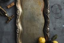 Silver plate love