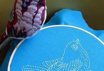 MAKE / Embroidery