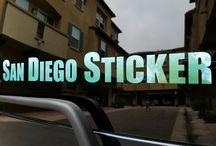 San Diego Sticker Printing / San Diego Sticker Printing     http://www.sdsticker.com/printing     Custom Printed Stickers in San Diego     Printed Stickers and Decals